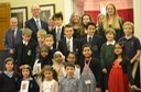 2014 Healthy Heart Awards - children and organisers